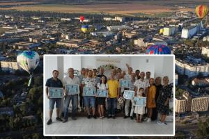 рекорд україни в білій церкві, у білій церкві встановили рекорд україни
