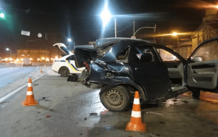 дтп, дтп україна, кількість аварій на дорогах, дпт на дорозі