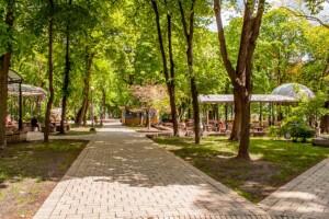 атракціон парк шевченка