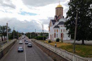 обмеження руху, маршрутки біла церква, ремонт дороги вул дружби