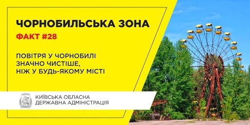 """Соціальні білборди """"35 фактів про ЧАЕС"""" розміщують на Київщині, фото-2"""