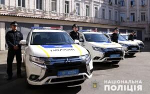 вручення авто поліцейським білої церкви